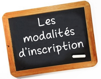 INSCRIPTIONS 2020